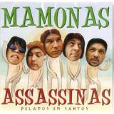 Cd Mamonas Assassinas   Pelados Em Santos