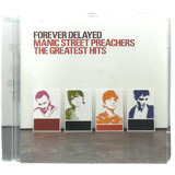 Cd Manic Street Preachers   Greatest Hits   Remixes   Duplo