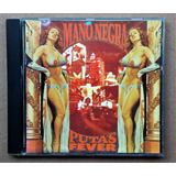 Cd Mano Negra   Putas Fever    Cd Importado