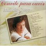 Cd Manolo Otero   Convite Para Ouvir