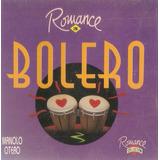 Cd Manolo Otero   Romance In Bolero
