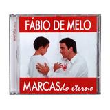 Cd Marcas Do Eterno   Padre Fábio De Melo