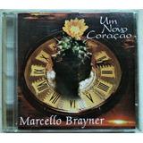Cd Marcello Brayner   Um Novo Coração 2000