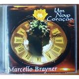 Cd Marcello Brayner Um Novo Coração