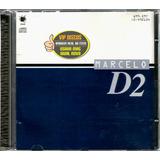 Cd Marcelo D2 Planet Hemp Cd Single 3 Faixas   Raro