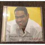 Cd Marcelo Nascimento E Família Original Line Records