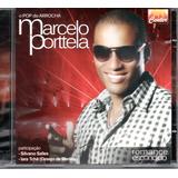 Cd Marcelo Portela   Romance Escondido