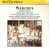 Cd Marches   Boston Symphony   Novo Deslacrado