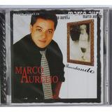 Cd Marco Aurélio Recordando 2001 Lacrado De Fábrica Raridade