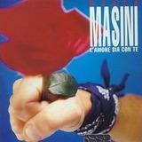 Cd Marco Masini L Amore Sia Con Te    Lacrado   Frete Gratis