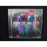 Cd Marcos & Belutti   Cores