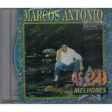 Cd Marcos Antônio   As 20 Melhores