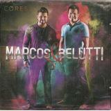 Cd Marcos E Belutti   Cores
