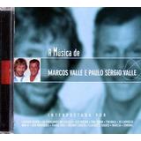 Cd Marcos Valle E Paulo Sergio Valle   B312