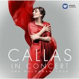 Cd Maria Callas   In Concert The Hologram Tour