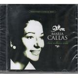 Cd Maria Callas   Suas Melhores Arias