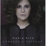 Cd Maria Rita   Coração A Batucar   2014