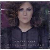 Cd Maria Rita   Coração A Batucar