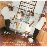 Cd Mariah Carey & Boiz Ii Men  one Sweet Day   Novo