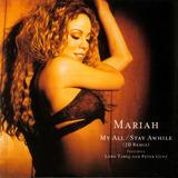 Cd Mariah Carey   My All Stay Awhile