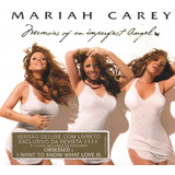 Cd Mariah Carey Memoirs Imperfect Deluxe Revista Elle Lacrdo