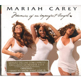 Cd Mariah Carey Memoirs Imperfect Deluxe Revista Elle Lacrdo