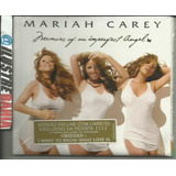 Cd Mariah Carey The Memoirs Imperfect Deluxe Elle Lacrado