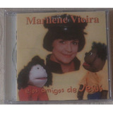 Cd Marilene Vieira E Os Amigos De Jesus 1996  Raridade