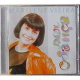 Cd Marilene Vieira Ser Criança  Line Records 1998 Lacrado