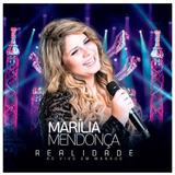 Cd Marília Mendonça   Realidade Ao Vivo Em Manaus