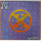 Cd Marillion   A Singles Collection