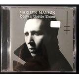 Cd Marilyn Manson   Heaven Upside Down Importado E Lacrado