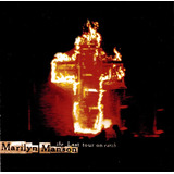 Cd Marilyn Manson   The Last Tour On Earth  lacrado