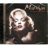 Cd Marilyn Monroe   Collector   Novo