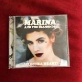 Cd Marina And The Diamonds   Electra Heart Novo Sem Lacre