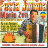 Cd Mario Zan   Festa Junina