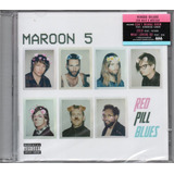 Cd Maroon 5   Red Pill Blues Cd Duplo