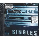 Cd Maroon 5   Singles