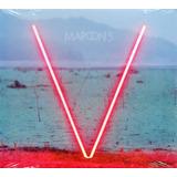 Cd Maroon 5   V