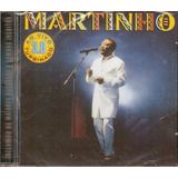 Cd Martinho Da Vila   3 0 Turbinado Ao Vivo   Novo