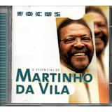 Cd Martinho Da Vila   Focus O Essencial De