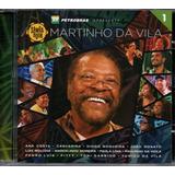 Cd Martinho Da Vila   Samba Book Cd 1   Jbm