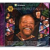 Cd Martinho Da Vila   Samba Book Cd 2