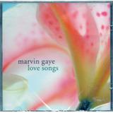 Cd Marvin Gaye   Love Songs