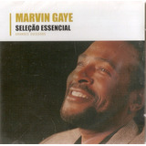 Cd Marvin Gaye   Seleçao Essencial   Novo Lacrado