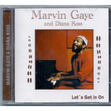 Cd Marvin Gaye And Diana Ross