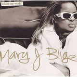 Cd Mary J  Blige   Share My World Importado Com Encarte