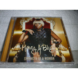 Cd Mary J Blige Strength Of A Woman 2017 Usa