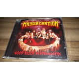 Cd Massacration   Good Blood Headbangers Novo Lacrado