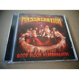 Cd Massacration   Good Blood Headbangers